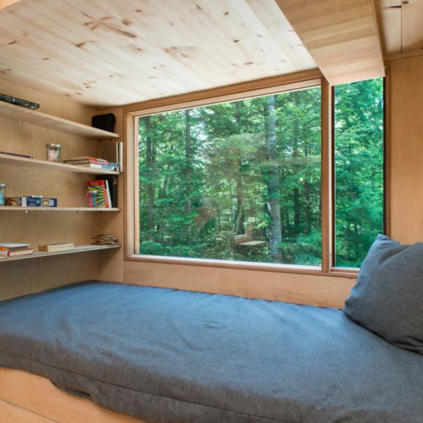 KEMA House & Cabin on Hornby Island - Future Tiny Home
