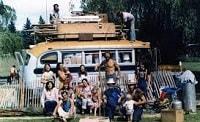 Hornby Hippy Bus